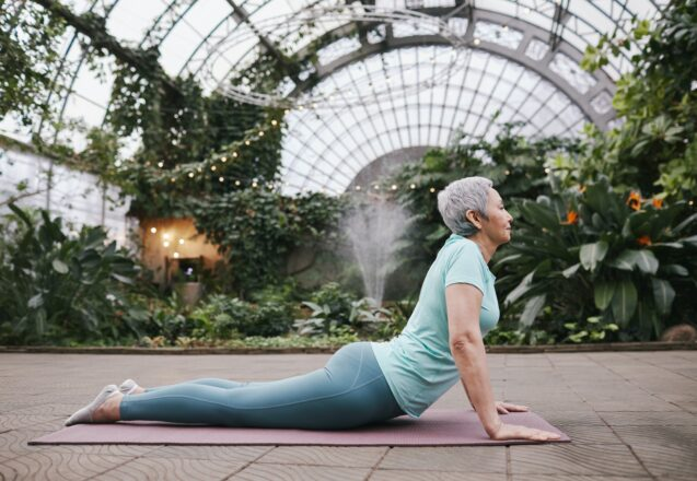 Should Your Nutrition Change As You Age?